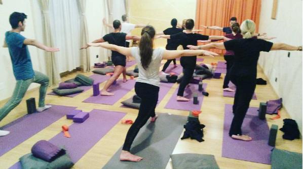 Corso Hatha Yoga - Amritam Yoga Studio (Monza)